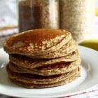 Pannenkoeken bakken zonder pannenkoekenmix