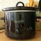 Soep maken in een slow cooker