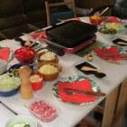Gourmetstel: gereedschap voor veel tafelgezelligheid