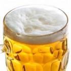 Bier een alcoholhoudende drank