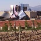La Rioja, kathedraal van de wijn