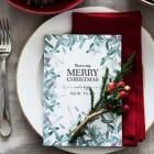 Wat eet je tijdens een klassieke Engelse kerstmaaltijd?