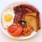 English breakfast: Engels ontbijt dat vult
