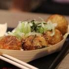 Takoyaki – Gefrituurde Japanse inktvis balletjes