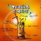 Alles over de Tequila Sunrise