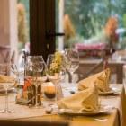 Diner; opbouw, versieren en serveren