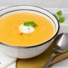 Basisrecept voor doorgestoken groentesoep en pureesoep