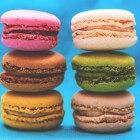 Macarons: de zoete kleurrijke koekjes uit Frankrijk