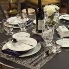 Etiquette aan tafel