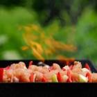 Geslaagde, veilige barbecue in park vereist voorbereiding