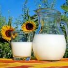 Plantaardige melk in plaats van koemelk