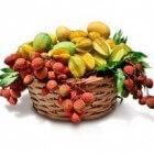 De top tien exotische fruitsoorten