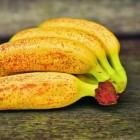 Banaan met eetbare schil: Mongee banaan