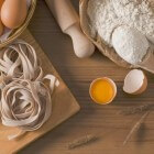 Pasta-soorten, gedroogde en verse pasta