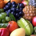 Exotisch fruit: tamarillo, Kaapse kruisbes en pepino