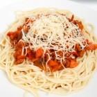 Wat is spaghetti?