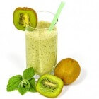 Zomerse kiwi-smoothies