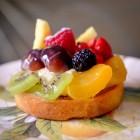 Eenvoudige vruchtentaart recepten