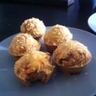 Koolhydraatarme groentenmuffins
