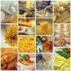 Pastarecepten met blauwe kaas en room, of met zalmsnippers