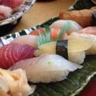 Gezonde en lekkere sushi