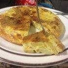 Recept voor de échte Spaanse tortilla