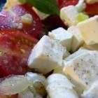 Gezonde feta recepten: met groenten, vis of vlees