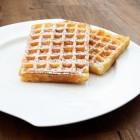Een Belgische lekkernij, de wafel