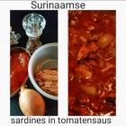 Drie Surinaamse recepten met sardines