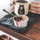 Een mug cake bak je in 5 minuten in een mok in de magnetron
