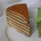 Zoete Indische snacks: Spekkoek, Roti Koekoes, Ketankoek