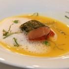 Zalmsoep of zalm in de soep!
