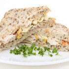 Recepten kip sandwiches