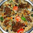 Biryani, Iraanse rijst
