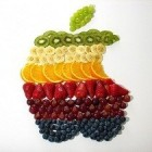 Fruithapjes voor baby's
