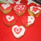 Cupcakes voor Valentijn