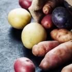 Aardappelen bereiden op verschillende manieren