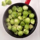 Aantal calorieën in groente