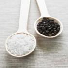 De hoeveelheid suiker in zuivel, broodbeleg en gebak