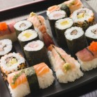 Aantal calorieën in sushi