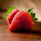 Waarom is een aardbei gezond?