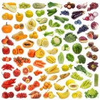 Zuivel met vruchten melanges