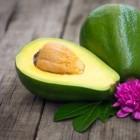 Lauwwarme avocado salade