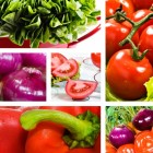 Lamsbout, aardappelgratin en paprikasoep, recept