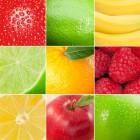 Toetjes met fruit