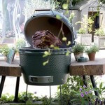 'Big Green Egg XXLarge' / Bron: Http://biggreenegg.com/how-do-you-like-your-eggs/