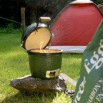 'Big Green Egg Mini' / Bron: Http://biggreenegg.com/how-do-you-like-your-eggs/